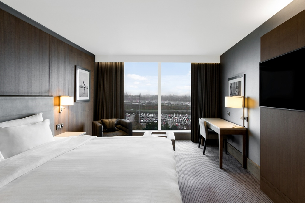 Executive Room with City View