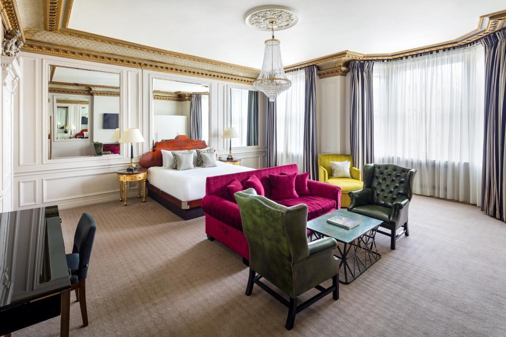 Vanderbilt Bedroom Junior Suite