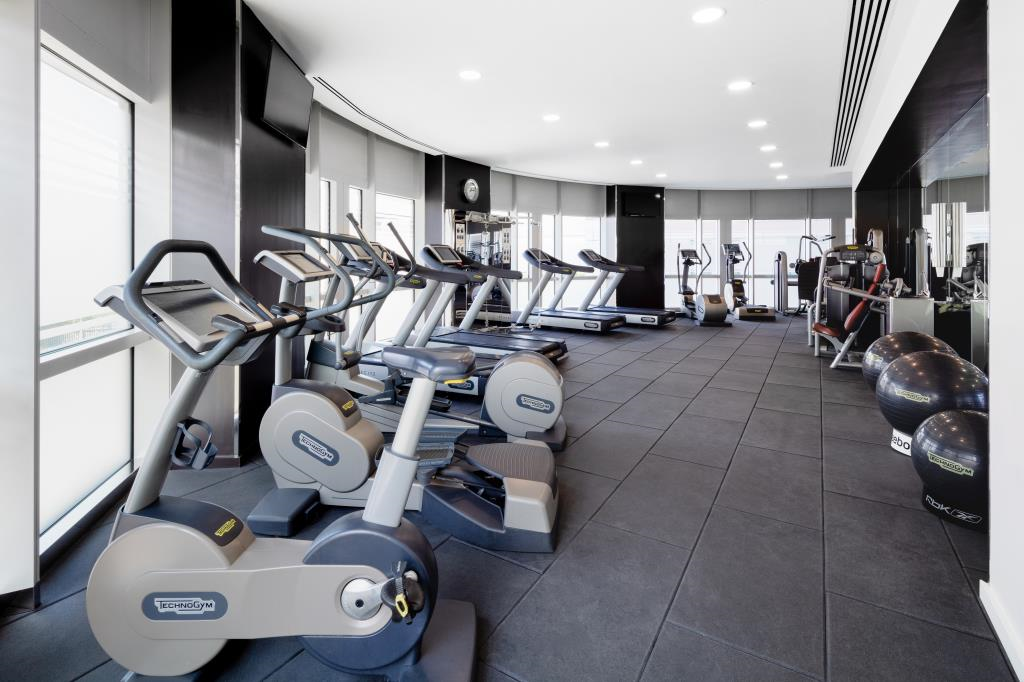 New Providence Wharf East River Spa Gym