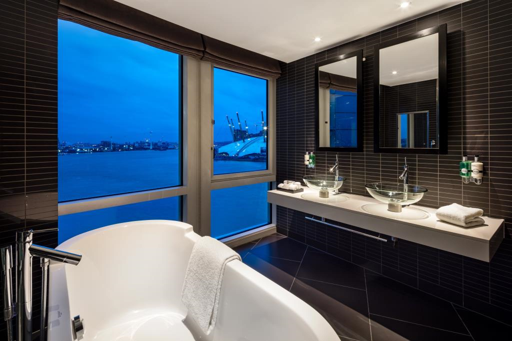 New Providence Wharf Bathroom Suite