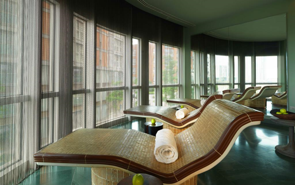 New Providence Wharf Spa