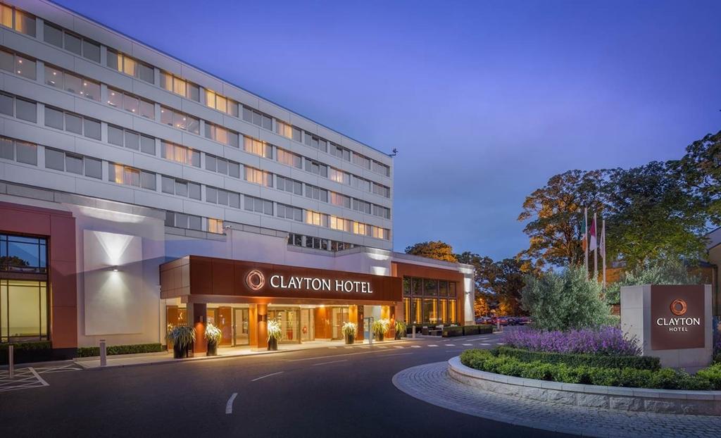 Clayton Hotel Burlington Road- Exterior