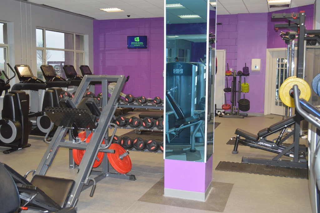 Centre for Health & Wellbeing - Gym