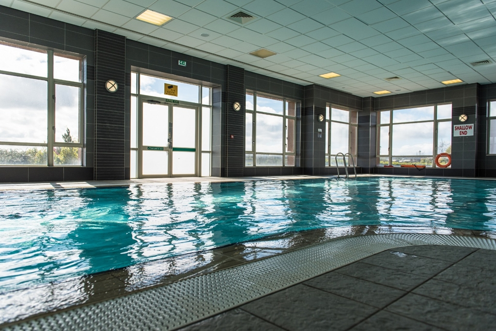 Centre for Health & Wellbeing - Indoor heated 15m pool