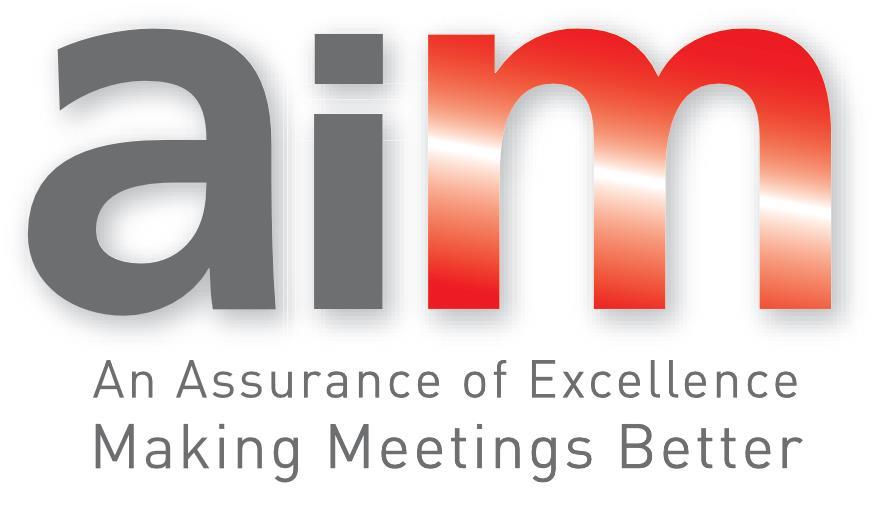 AIM accredited