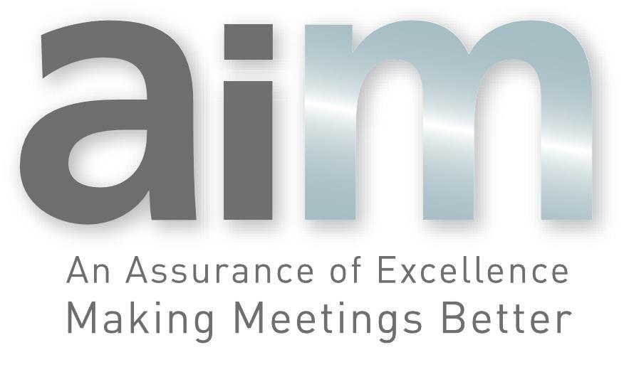 AIM accredited member MIA Venue Silver
