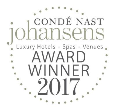 Conde Nast Johansens Award