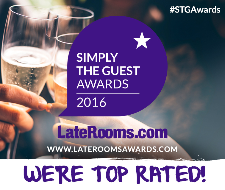 2016 Top Rated (LateRooms.com)