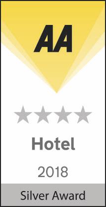 AA 4*Hotel Silver Award 2017