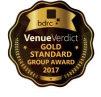 Venue Verdict Gold Standard Group Award 2017