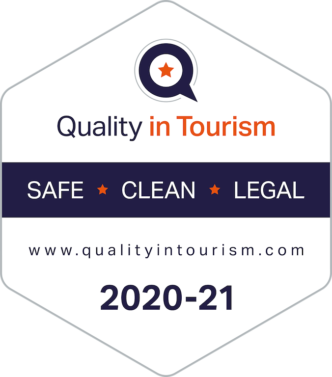 Quality In Tourism - Safe, Clean and Legal