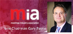 New Chairman for Meetings Industry Association