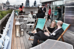 The Deck's 1950s seaside pier themed event marked the start of Jubilee