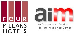 Four Pillars Hotels AIM for better meetings!