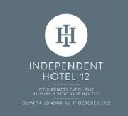 UK's first trade event decicated to the independent, luxury & boutique hotel sector