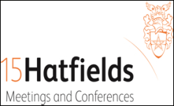 15Hatfields conference venue scoops top sustainability award