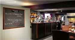 Tankersley Manor's new Bar & Brassiere hits the mark