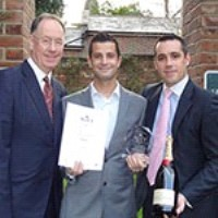 Stephen Raducki named Moët UK Young Sommelier of the Year 2012