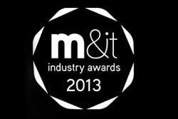Finalists announced for the 2013 M&IT Awards