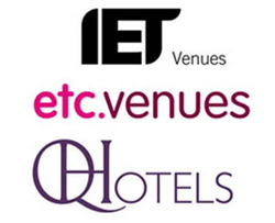 IET Venues, etc. Venues & QHotels triumph at VenueVerdict Awards