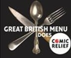 Exclusive Chefs compete in BBC2's Great British Menu for Comic Relief