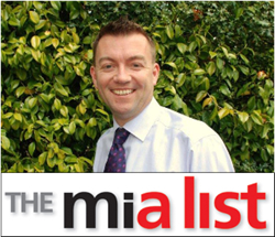 venuedirectory.com's Michael Begley is an mia-list finalist!