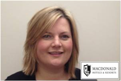 Gill Jackson appointed new head of sales at Macdonald Hotels & Resorts