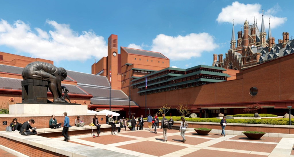 20% off room hire at The British Library