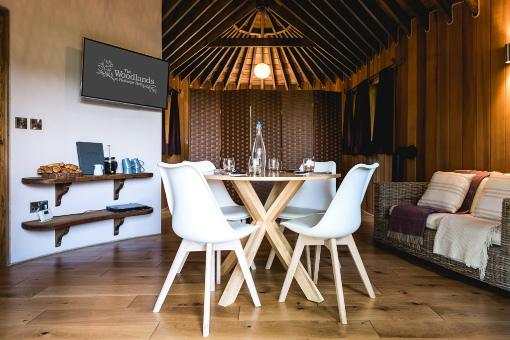 The treehouse as a meeting room