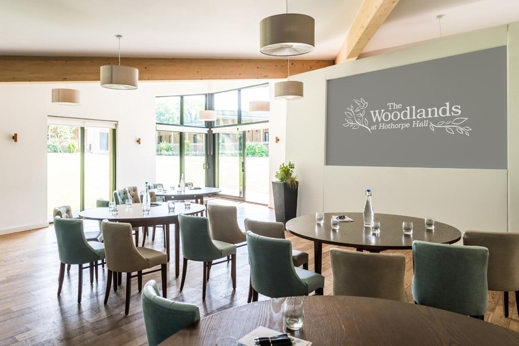 The Woodlands alternative meeting room