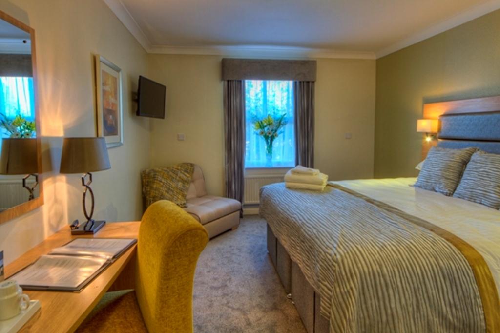 Hothorpe Bedroom