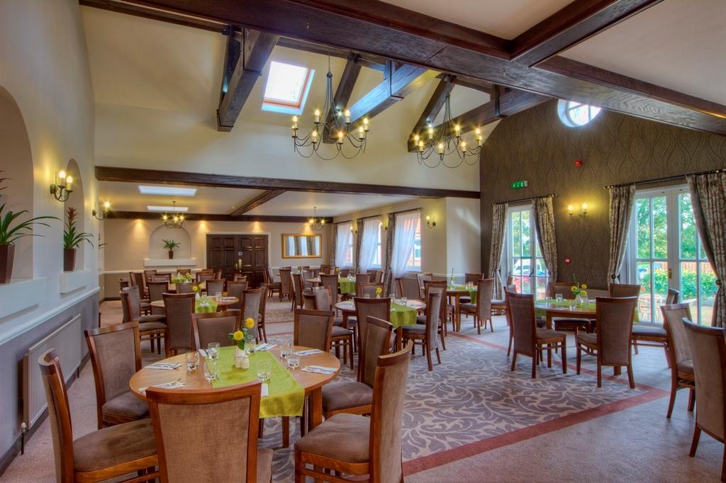Hothorpe Langton Dining Room