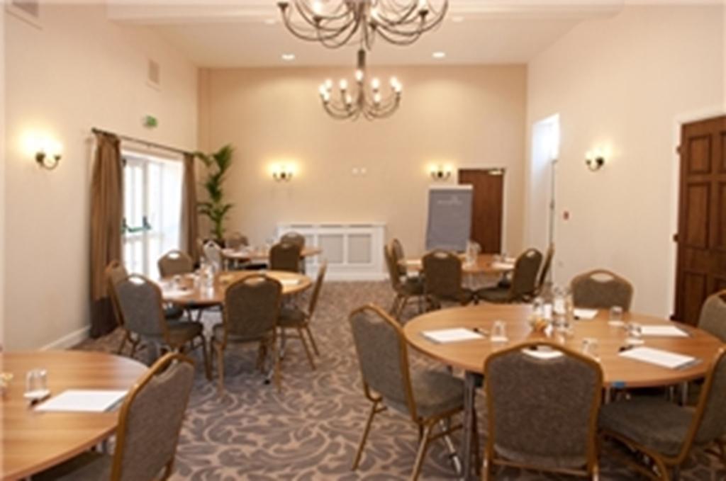 Hothorpe Hall Meeting Room