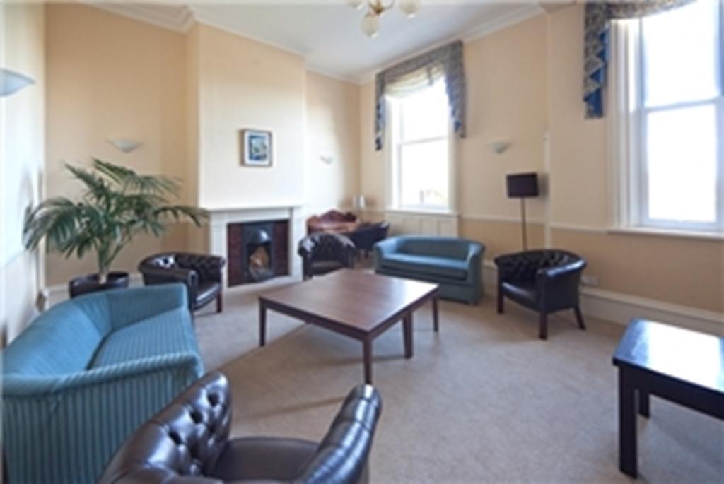 The Writing Room at Hothorpe Hall