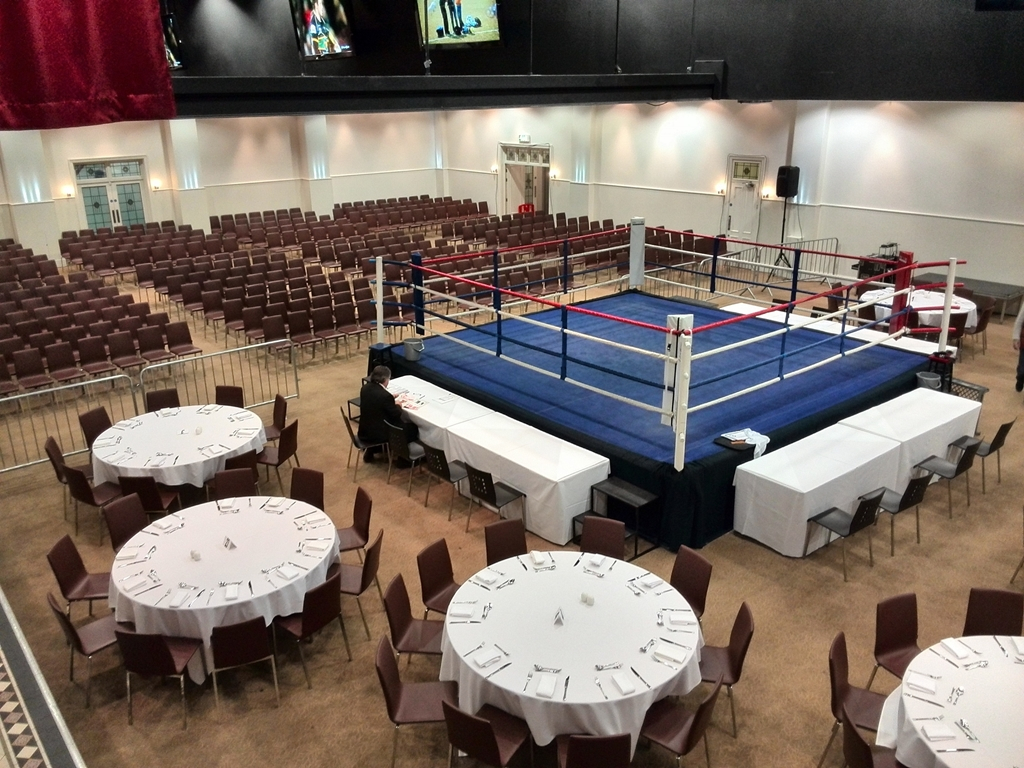 The Holte Boxing Ring