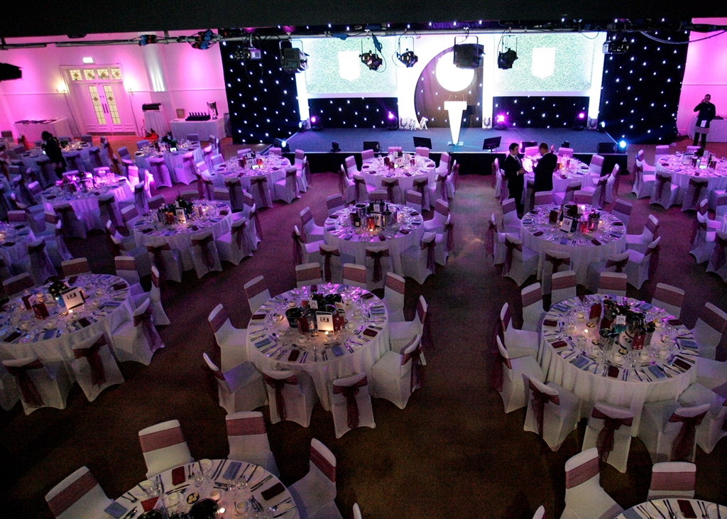 The Holte Suite Banqueting
