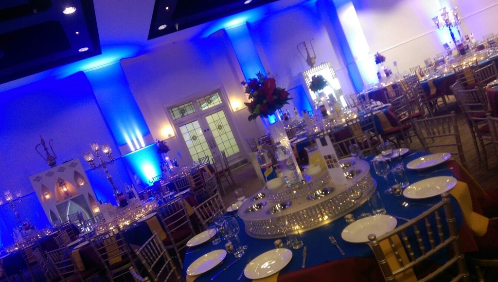 The Holte Suite Wedding