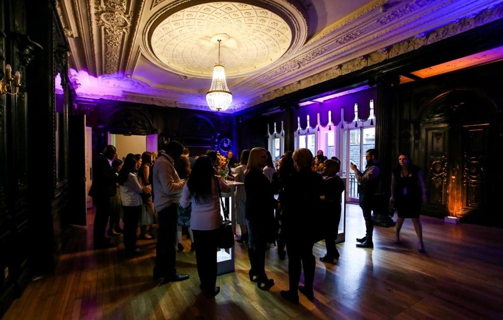 Churchill Room - evening reception