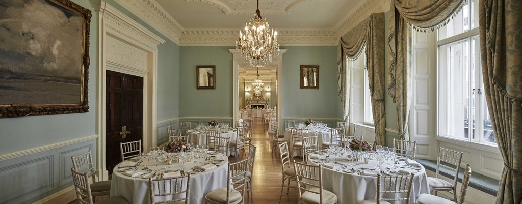 Long & Small Drawing room - banquet style