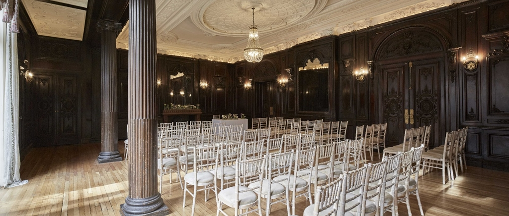 Churchill Room - civil ceremony