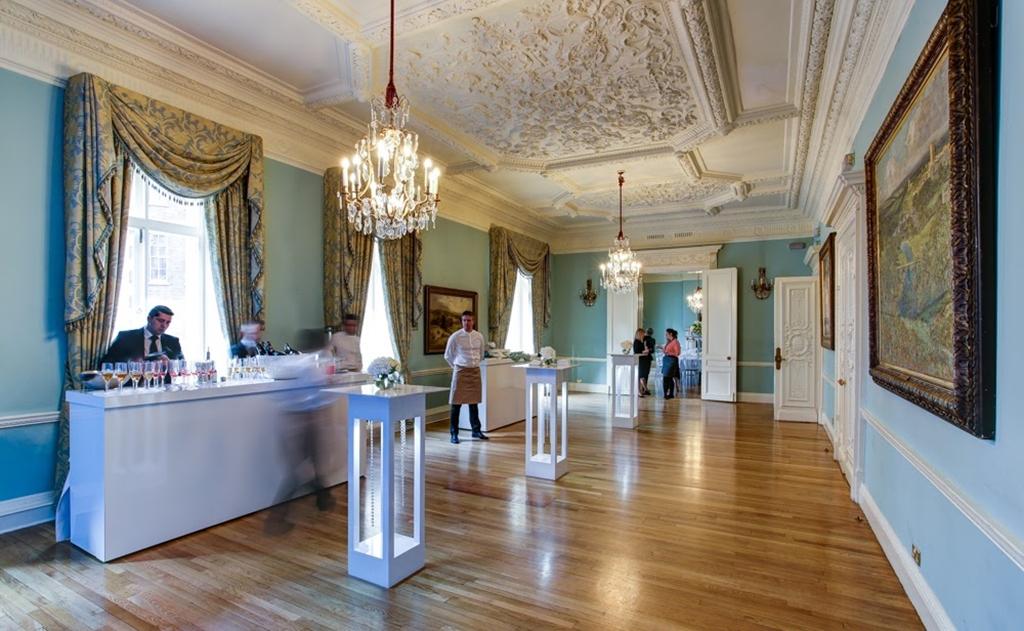 Long Drawing Room - reception