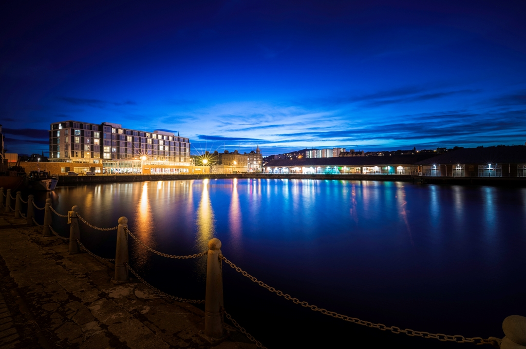 Apex City Quay Hotel and Spa Dundee
