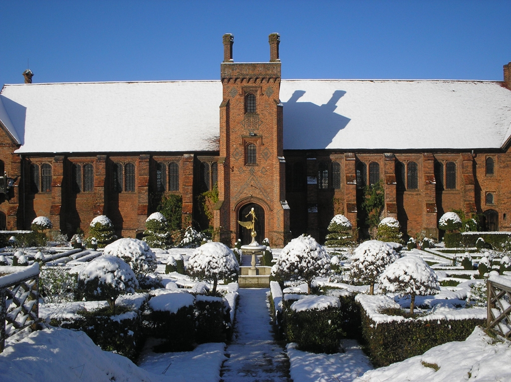 Old Palace Winter