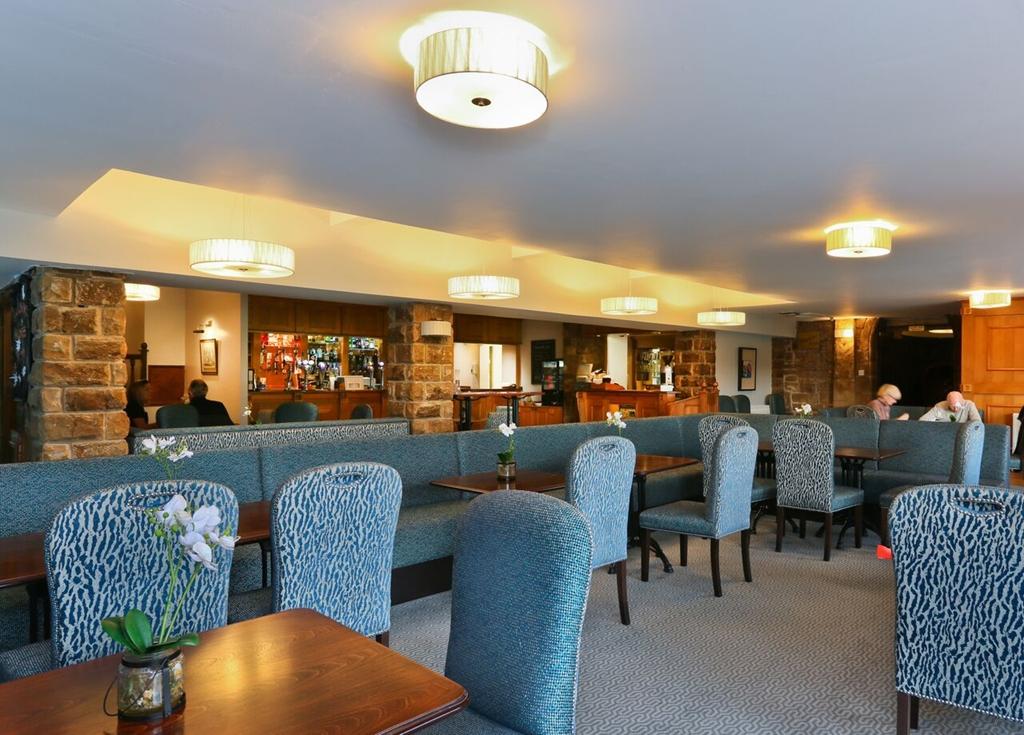 Classic British – Waterton Park Hotel