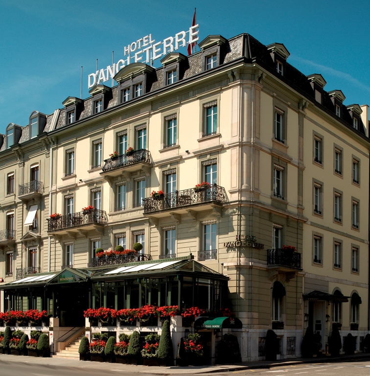 Hotel d'Angleterre, Red Carnation Hotels