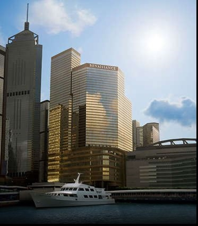 Renaissance Harbour View Hong Kong