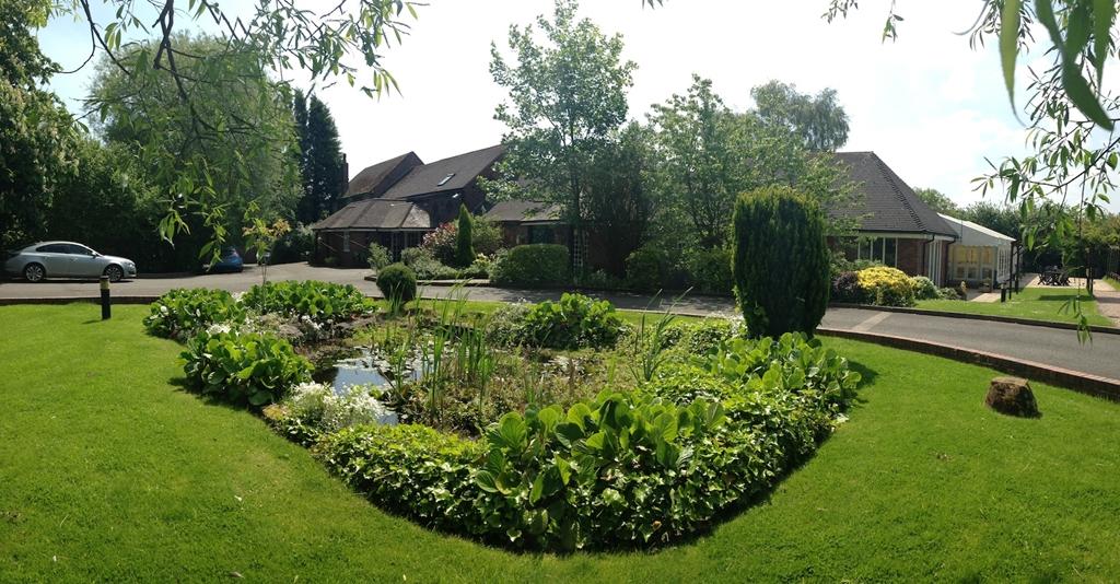 Brook Marston Farm Hotel