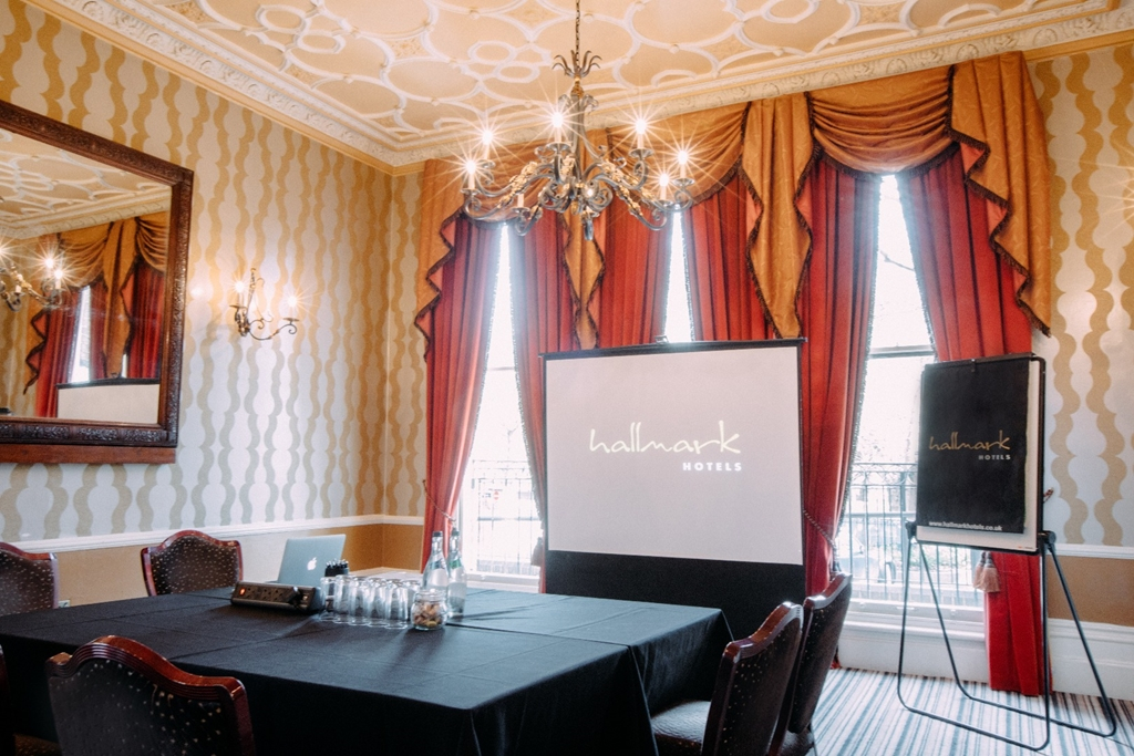 Sefton Suite. Ideal for private dining and executive board meetings.