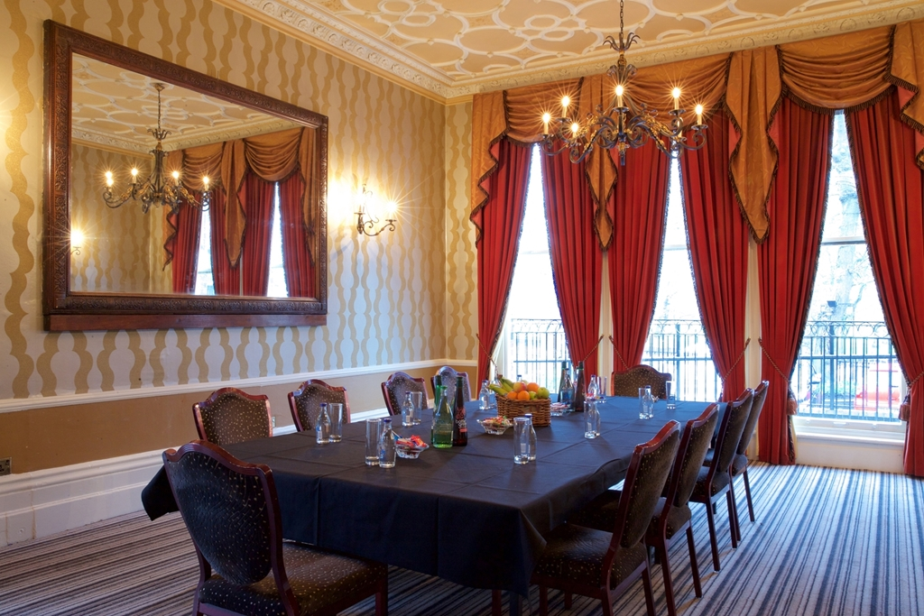 Sefton Suite- boardroom or private dining