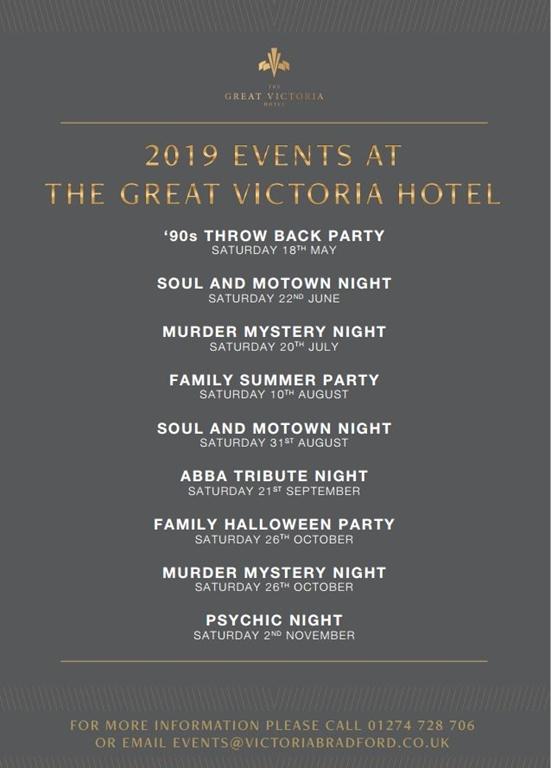 The Great Victoria Hotel